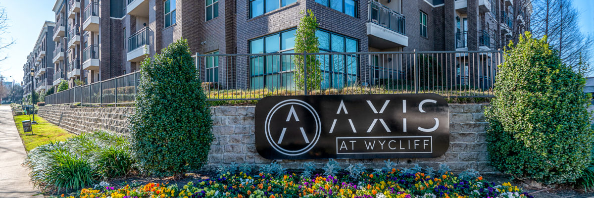 Axis at Wycliff Apartments │ Dallas, TX