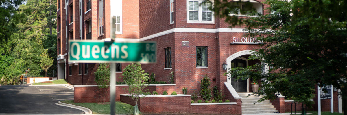 511 Queens Apartments │ Charlotte, NC