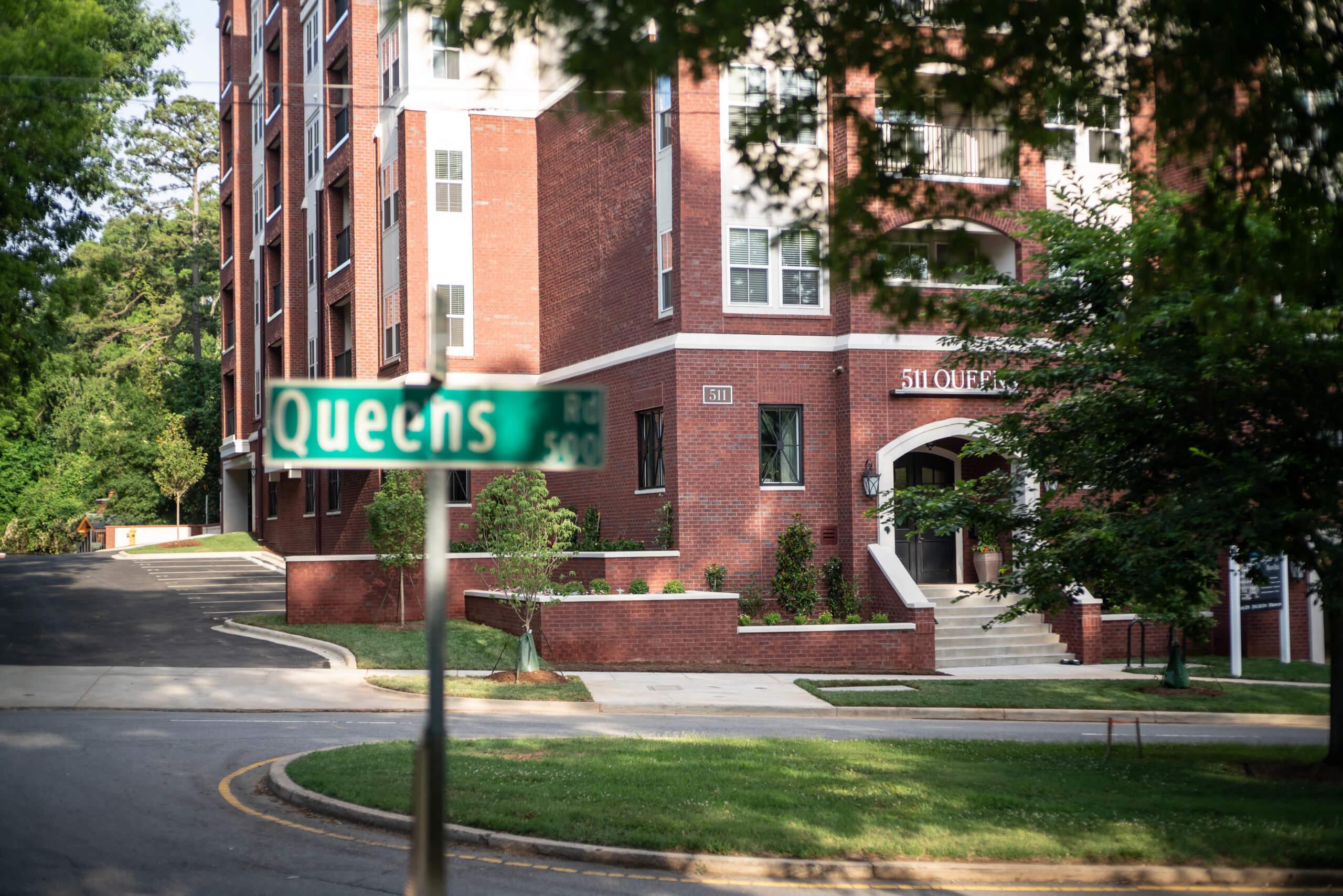 511 Queens Apartments │ Charlotte, NC