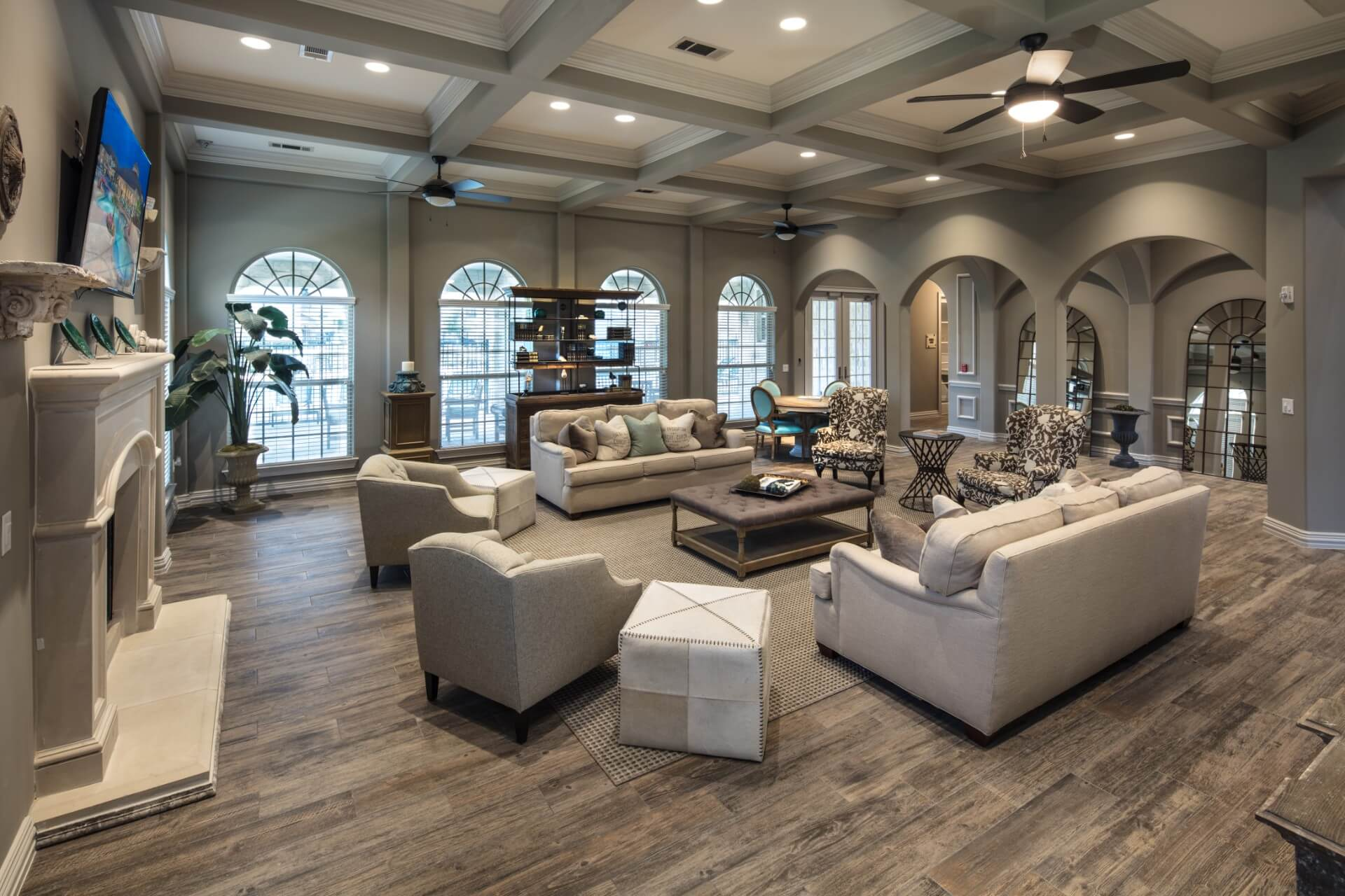 Avenues at Creekside Clubhouse| New Braufels TX