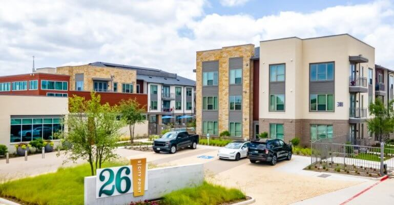 26 at City Point Apartments in North Richland Hills, TX